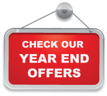Year End Discount Offer 2013