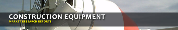Construction Equipment Market Research Reports