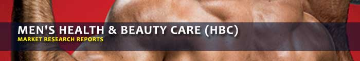 Men's Health and Beauty Care (HBC) Market Research