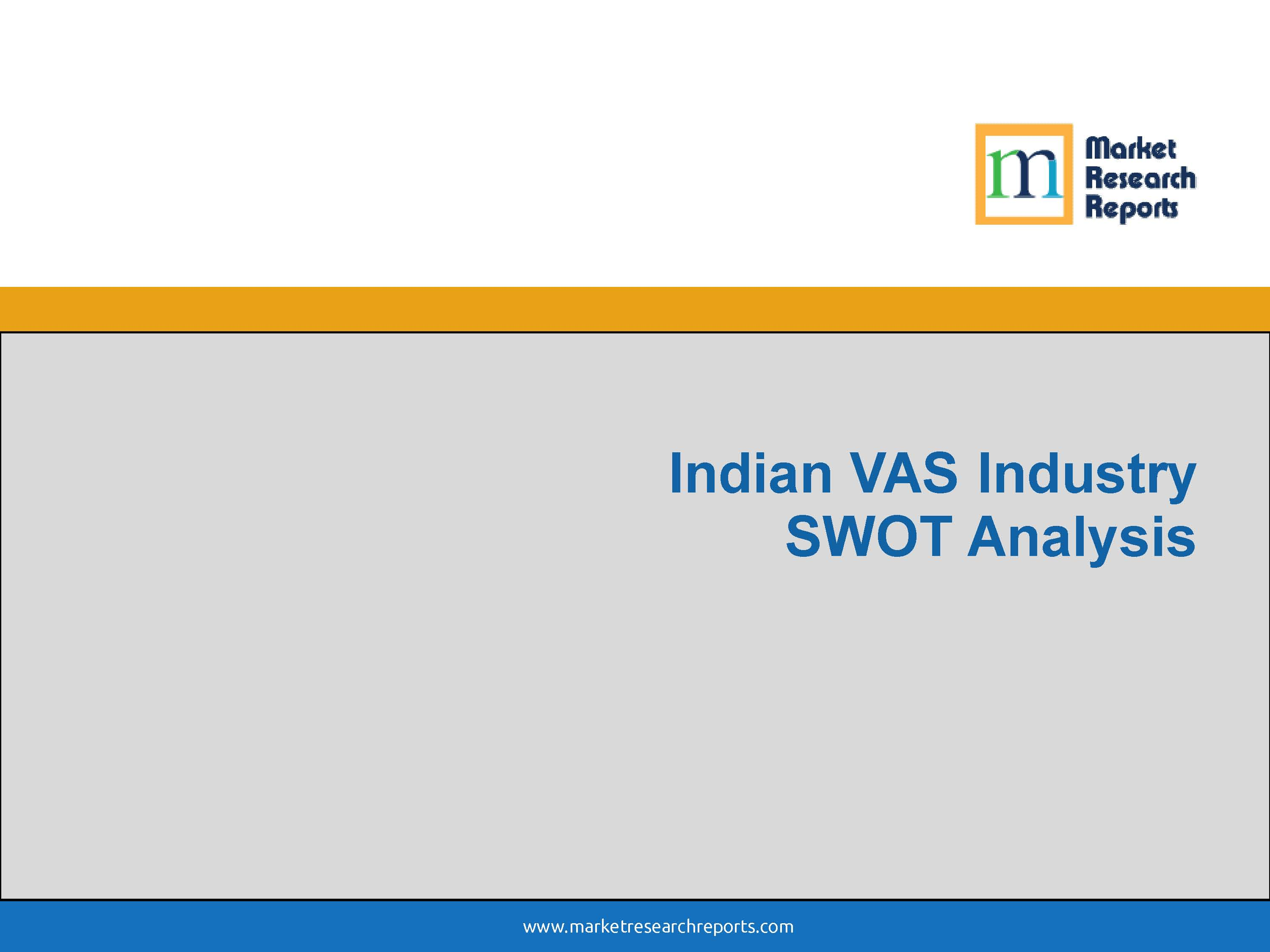 swot analysis report of indian telecom industry We do a swot analysis of nestle,  it does not have to report its enterprise value like an american  what is swot analysis swot analysis is a situational.