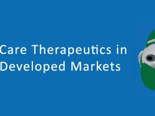 Critical Care Therapeutics in Major Developed Markets
