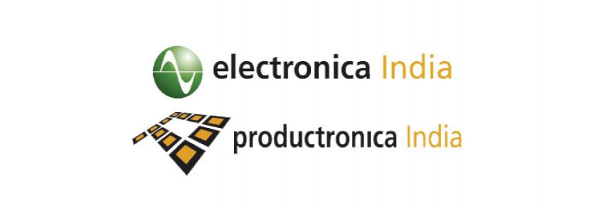 Electronica India and Productronica India 2012