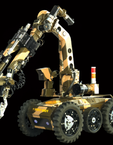 First Responder Robot Mobile Platform Systems of Engagement: Market Shares, Strategies, and Forecasts, Worldwide, 2013 to 2019