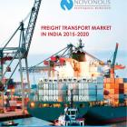 Freight Transport Market in India 2015 - 2020
