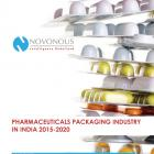 Pharmaceuticals Packaging Industry in India 2015-2020