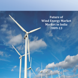 Wind Energy Market In India