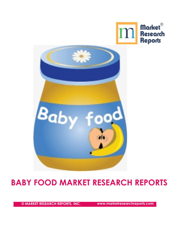 Baby Food Market Research