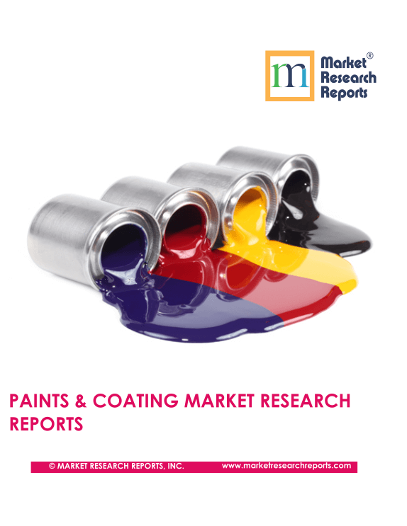 Paints and Coating Market Research Reports