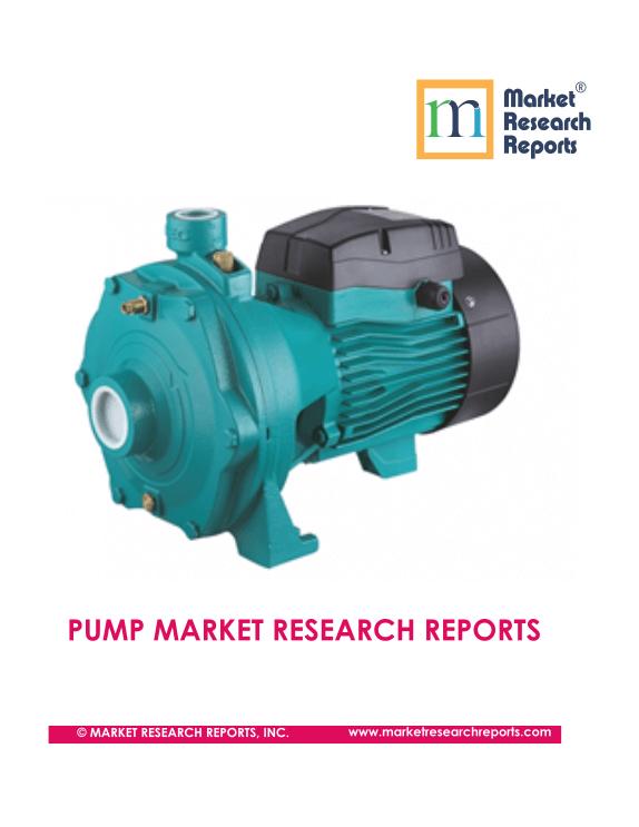 Pump Market Reports