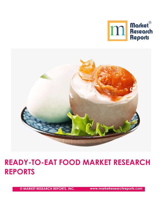 Ready-to-Eat Foods Market Research Reports