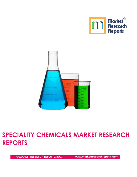 Speciality Chemical Market Research Reports