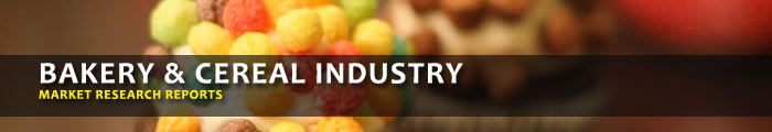 Bakery and Cereal Market Research Reports
