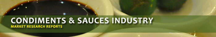 Condiments and Sauces Market Research Reports