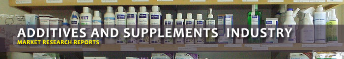 Additives and Supplements Market Research Reports