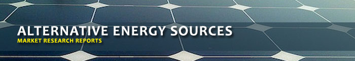 Alternative Energy Sources Market Research Reports