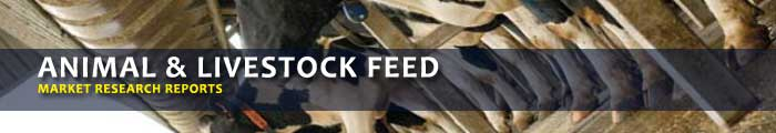 Animal and Livestock Feed Market Research Reports