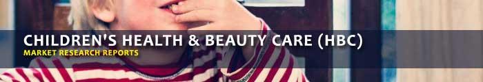 Children's Health & Beauty Care (HBC) Market Research Reports