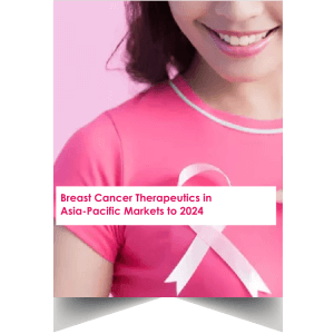 Breast Cancer Therapeutics in Asia-Pacific Markets to 2024 - Growth Driven by Increasing Uptake of Targeted Therapies and Rising Prevalence