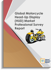 Global Motorcycle Head-Up Display (HUD) Market Professional Survey Report