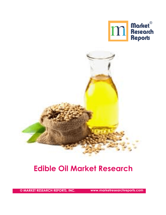 Edible Oil Market Research Reports