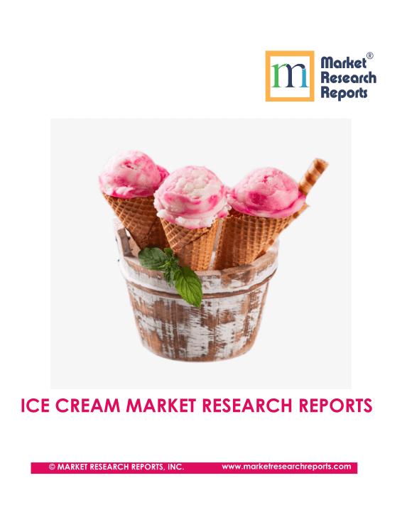 Ice Cream Industry Reports