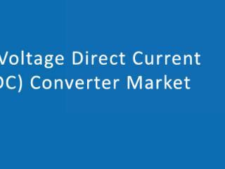 High-Voltage Direct Current (HVDC) Converter Stations - Global Market Size