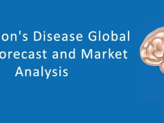 Parkinson's Disease - Global Drug Forecast and Market Analysis to 2022