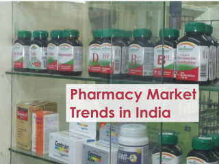 e-Pharmacy, Hospital Pharmacy and Brick-and-Mortar Pharmacy Market in India