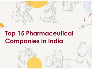 Top 15 Pharma Companies in India