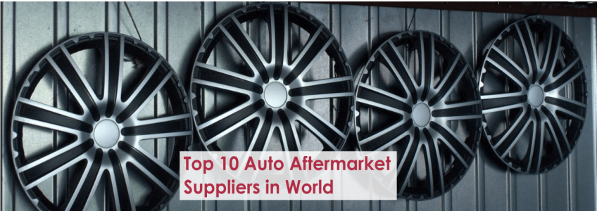 World's Top 10 Automotive Aftermarket Suppliers