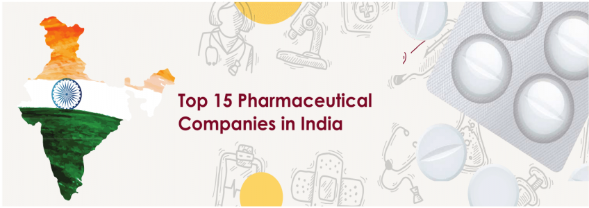 Top 15 Pharma Companies in India | Market Research Reports® Inc