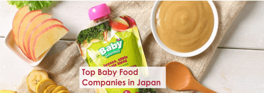 Top Baby Food Manufacturers in Japan