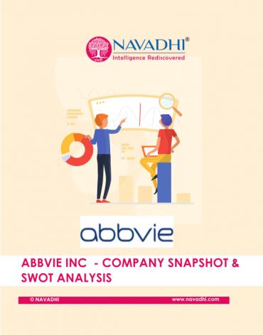 AbbVie Inc - Company Snapshot & SWOT Analysis
