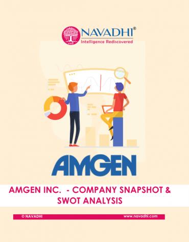 Amgen Inc - Company Snapshot & SWOT Analysis