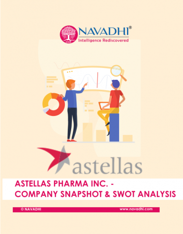 Astellas Pharma Inc - Company Snapshot & SWOT Analysis