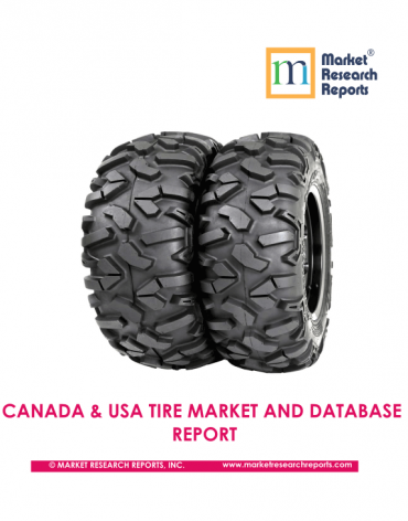 Canada and USA Tire Market Report and Database