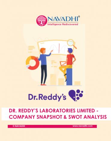 Dr. Reddy's Laboratories - Company Snapshot & SWOT Analysis