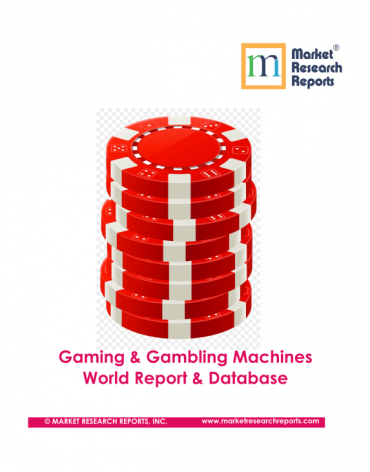 Gaming & Gambling Machines Market World Report & Database