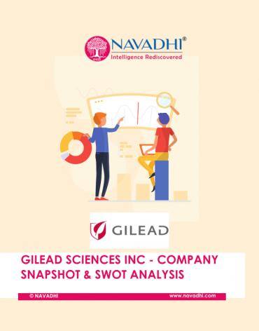 Gilead Sciences, Inc.- Company Snapshot & SWOT Analysis