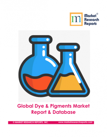 Global Dye & Pigments Market Report & Database