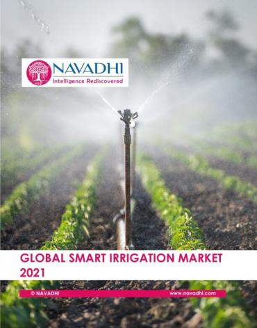 Global Smart Irrigation Market Research Report 2021 (by Hardware, Application and Geography)