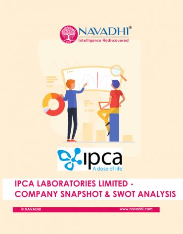 IPCA Laboratories Limited - Company Snapshot & SWOT Analysis