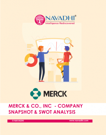 Merck & Co., Inc - Company Snapshot & SWOT Analysis