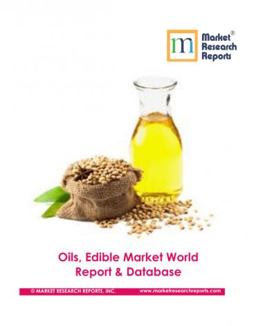 Oils, Edible Market World Report & Database