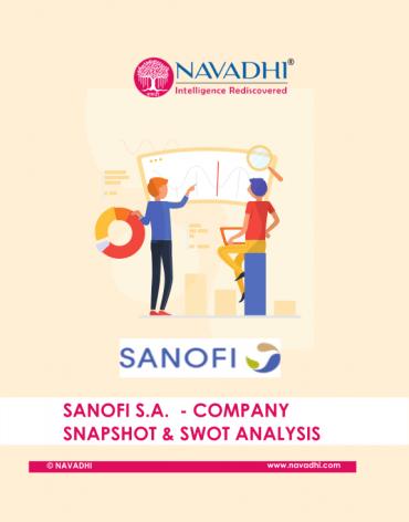 Sanofi S.A. - Company Snapshot & SWOT Analysis