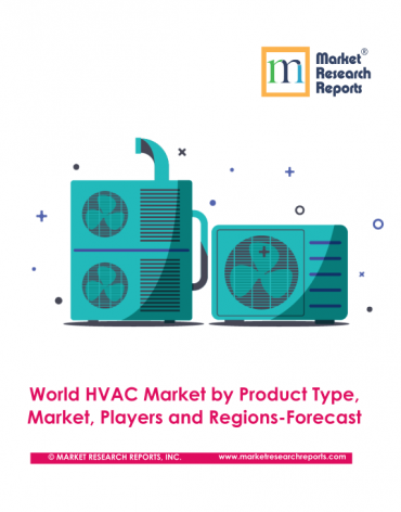 World HVAC Market by Product Type, Market, Players and Regions Forecast