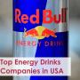 Top Energy Drinks Companies in the U.S.